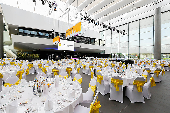 Event photography Nuremberg Convention Centre Nuremberg (Messe Nürnberg)